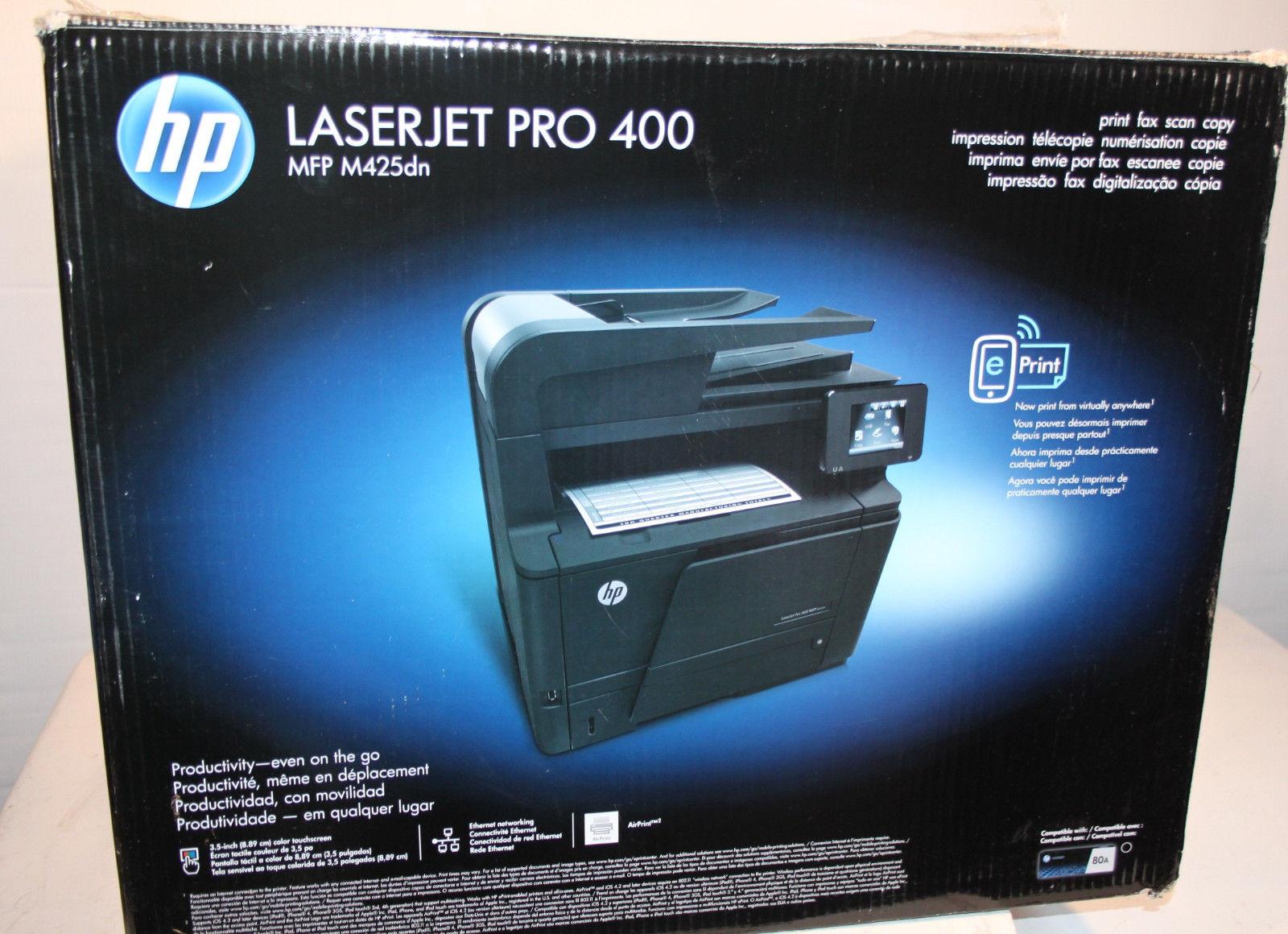 hp laserjet pro 400 mfp m425dn driver